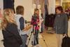 BILD: Reporter unterwegs - Aktion Stofftaschen