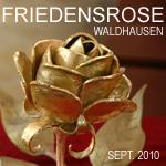 """Bildlink zur Unterseite """"Friedensrose Waldhausen"""""""