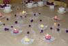 BILD: Kurs Kochen - weihnachtlich geschmückter Tisch