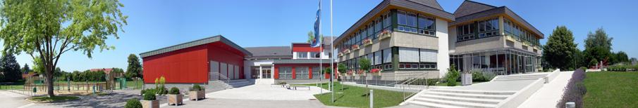 Banner Schule Sommer
