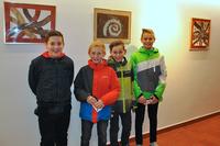 Unsere Künstler im Bildungshaus