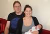 BILD: Gerald, Marion und Hermine Lisbeth Auer