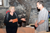 BILD: 60iger von Pater Prior Laurentius Resch mit Herta Leitner