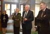 BILD: Besuch von Präsident Mag. Johann Heuras