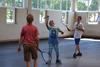 BILD: Kurs - Badminton